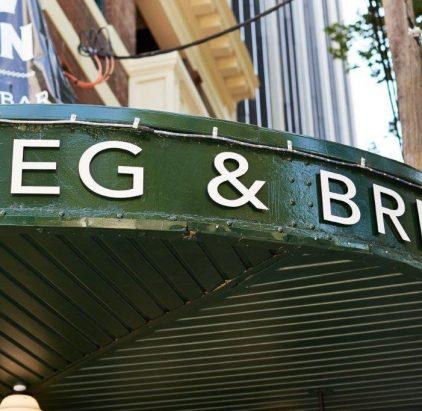 KEG _ BREW SIGNAGE